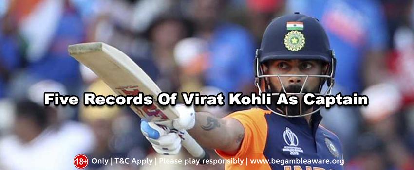 India hits five records under Virat Kohli; Dhoni Couldn't