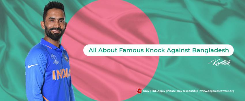 8 ball knock that turned the Nidahas final - Karthik Talks