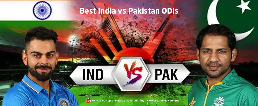 The Greatest India-Pakistan ODI Games: An Overview