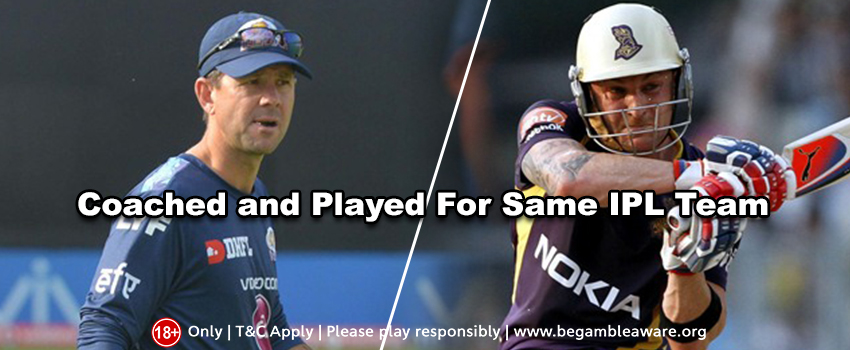 Cricketers who Successfully Played and Coached the Same IPL Team