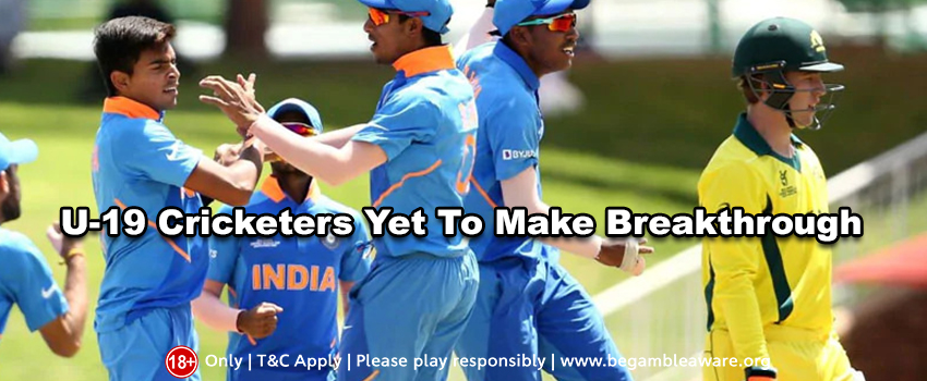 Five U-19 Indian Cricketers Who Are Yet To Make Their Breakthrough