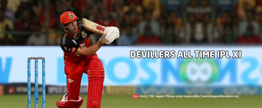 AB De Villiers Names His IPL Playing XI; Sehwag To Be the Openers