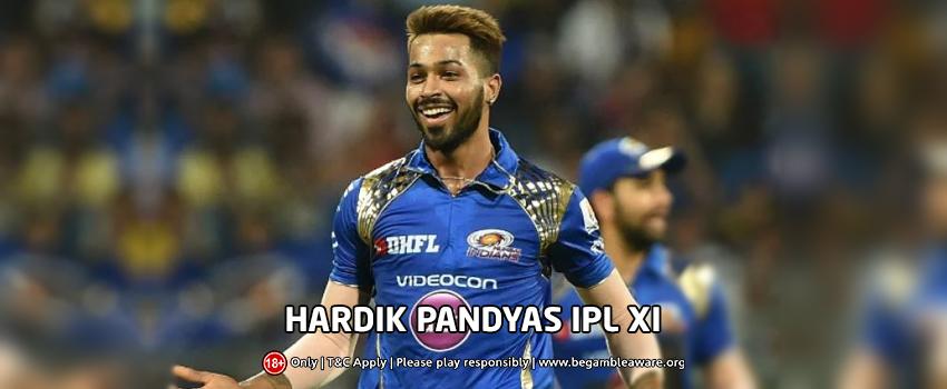 Hardik Pandya Picks MS Dhoni Over Rohit Sharma As All-time IPL XI Captain
