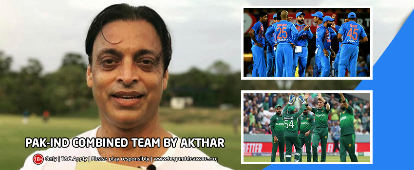 Shoaib Akhtar Picks Top 10 ODI Cricketers from India And Pakistan