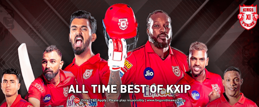 Kings XI Punjab's All-Time Best XI