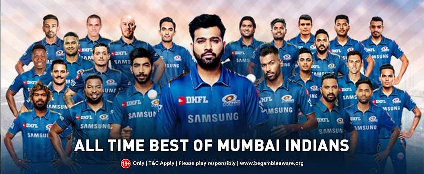 Mumbai Indians (MI) all-time best XI