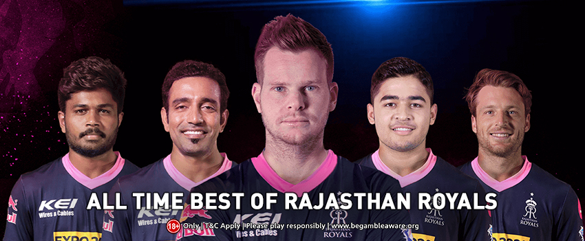 Rajasthan Royals (RR) all-time best XI: Our picks
