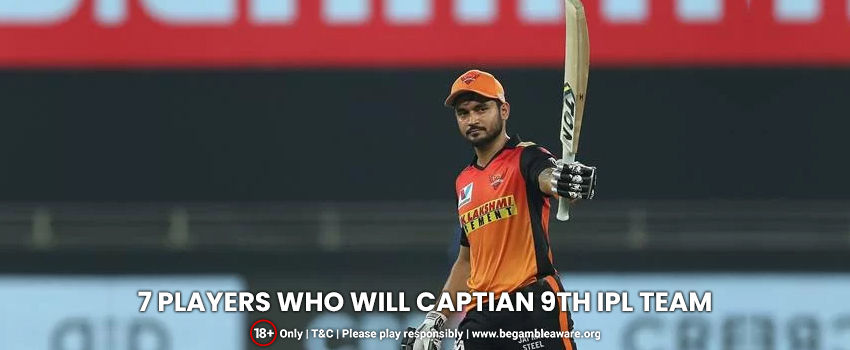 Seven Players Who May Captain The 9th IPL Team in the 14th Edition