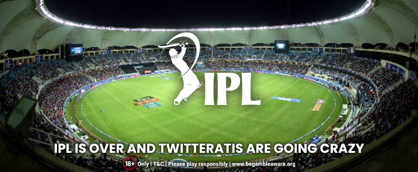 The 13th Edition of The IPL Is Over and The Internet Is Grieving with Hilarious Memes